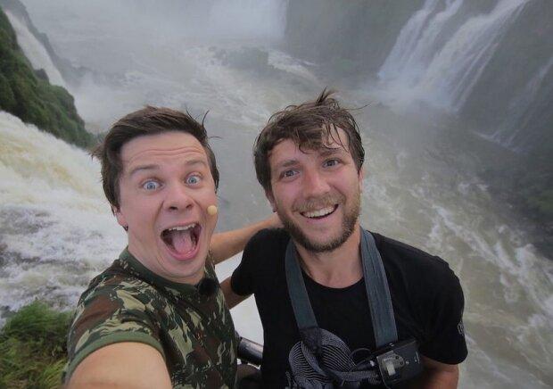 Дмитрий Комаров и Александр Дмитриев фото Instagram