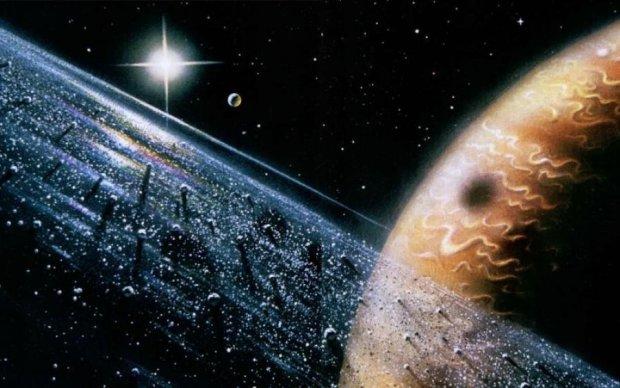 "Земля обзаведеться ""сатурновими"" кільцями"