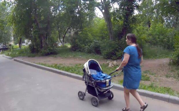Аліменти, скріншот із відео