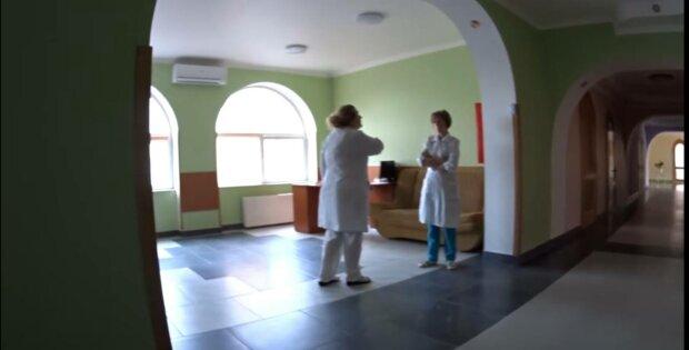 Пологовий будинок, фото: скріншот з відео