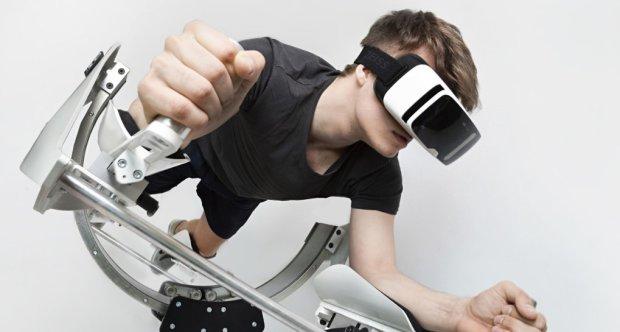 Виртуальная реальность сделает людей сильнее