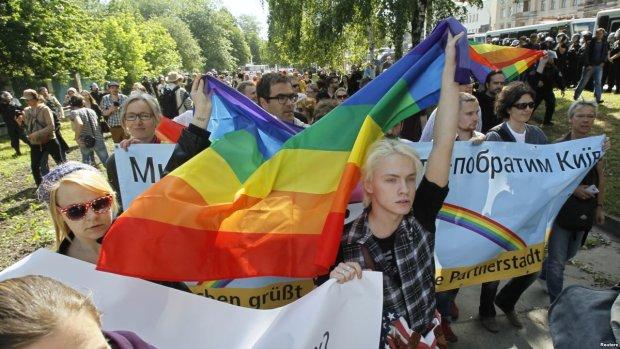 Обокрали и задушили: в Киеве участились случаи нападения на представителей ЛГБТ