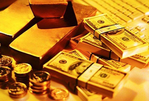 Золотовалютні резерви України впали до $5,6 млрд