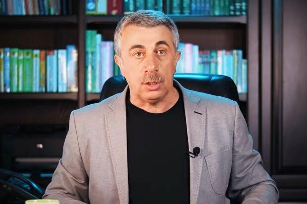 Євген Комаровський, фото: кадр з відео