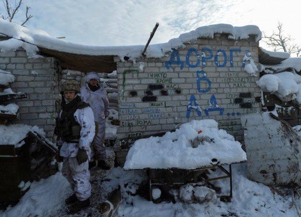 Українські позиції на Донбасі обстріляли 8 разів, є поранені