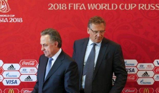 ФІФА відмовляється відбирати чемпіонат світу в Росії