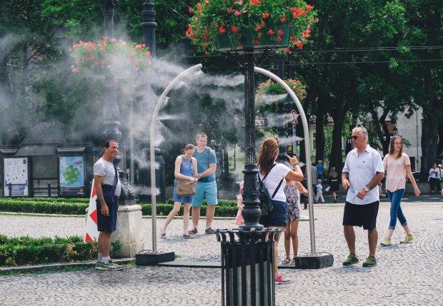 Погода в Днепре на 28 июля: жара пригласит украинцев на пляжи