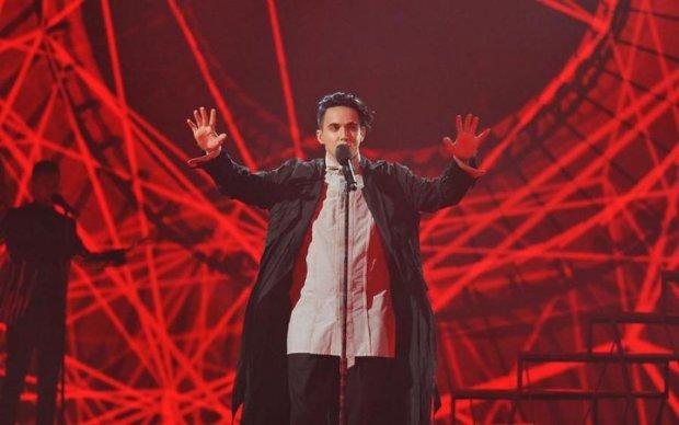 Melovin на Евровидении: какое место светит любимцу Кондратюка