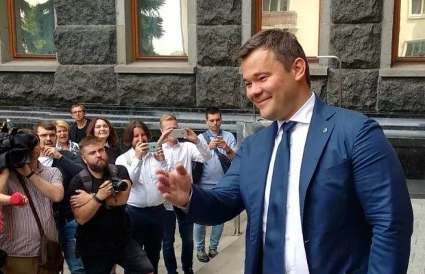 Руководитель Офиса президента Украины Андрей Богдан