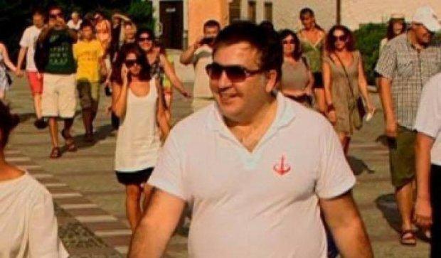 Саакашвили нашел в Одессе персональный пляж экс-министра экологии