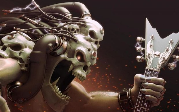 Провода в голове заставят вас полюбить музыку