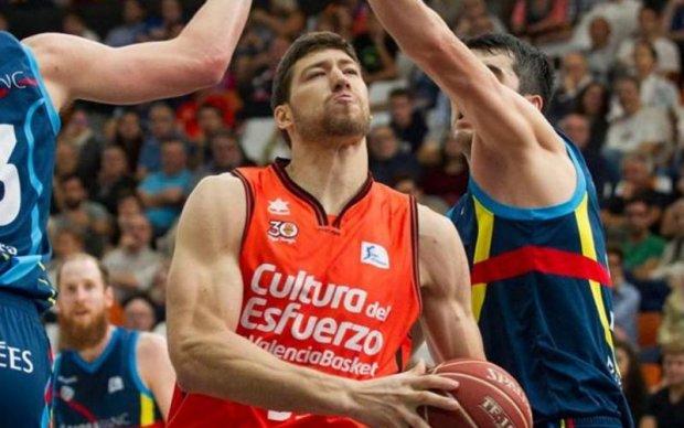 Український баскетболіст став чемпіоном Іспанії