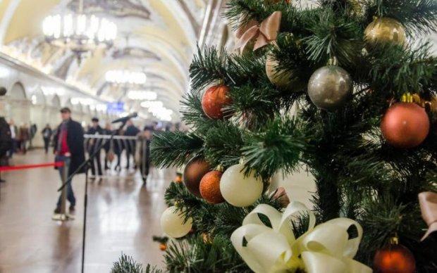 Встигнути на Різдво: в мережі показали феномен святкового неба