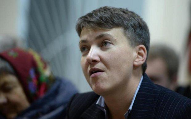 """Високих покровителів"" Савченко назвали на всю Україну"