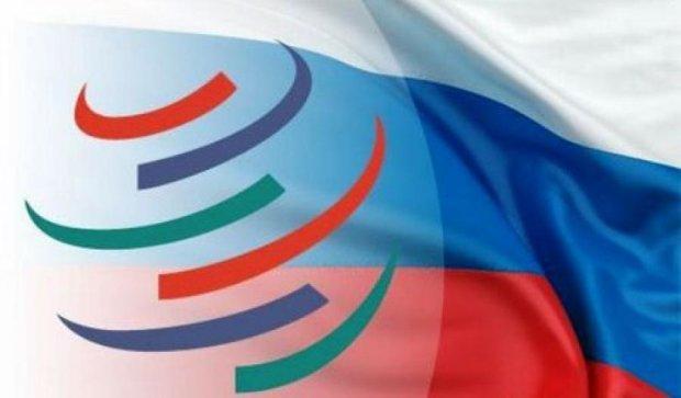 Росія протягом 10 днів відповість на позов України до СОТ