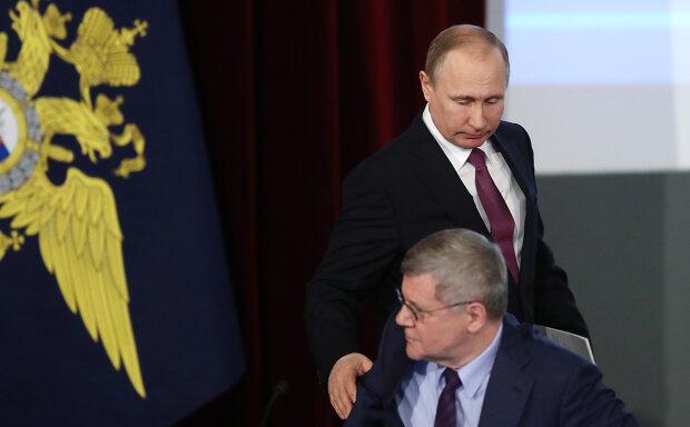 Путін і Чайка, фото РБК