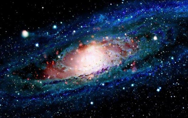 NASA обнаружило пульсирующую галактику