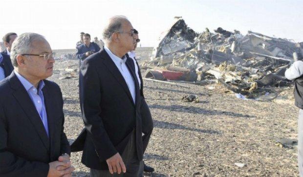 Залишки зруйнованого в повітрі літака A321 шукають в радіусі 20 км від падіння