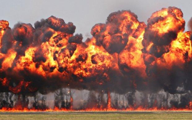 Под Киевом что-то горит: запаха пока нет, но уже страшно
