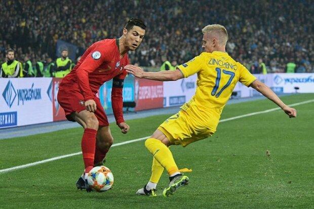 Украина победила Португалию и досрочно вышла на Евро-2020