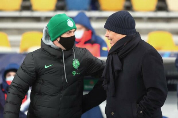 Луческу і Ребров, скріншот: YouTube