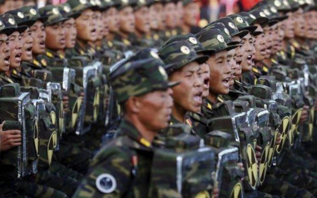 КНДР оголосила війну