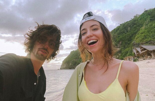 Надя Дорофеева и Владимир Дантес, фото: instagram