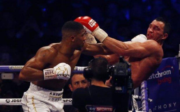 Джошуа: В бою з Кличко отримав неймовірний досвід
