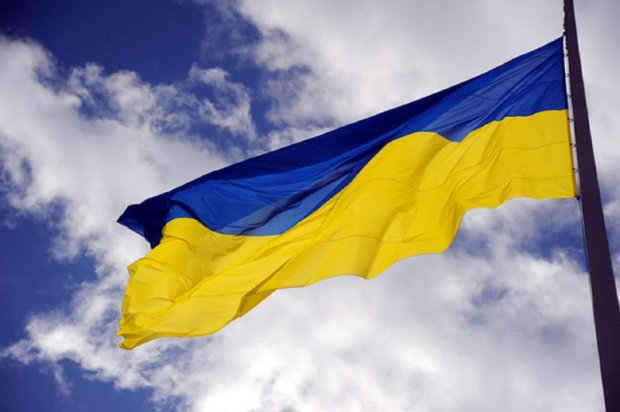 Над Крымом наконец-то взвился украинский флаг: невероятные кадры