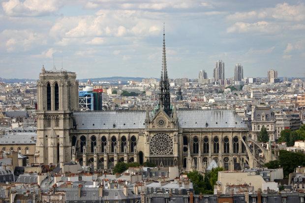 Собор Парижской Богоматери навсегда утерян для мира, - французские СМИ