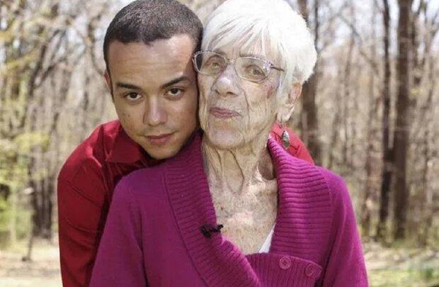 91-летняя бабушка нашла себе 31-летнего ловеласа: у парня еще пятеро пожилых любовниц