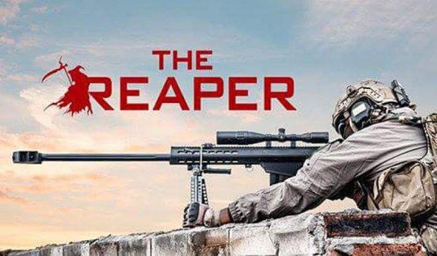 Украинский снайпер на афише американского сериала - фото дня