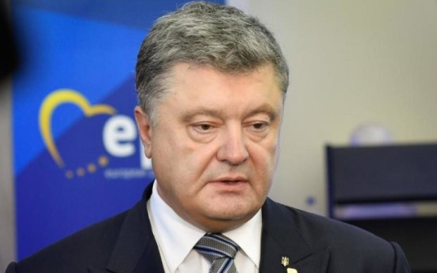 Порошенко сказав, хто привів Україну до безвізу