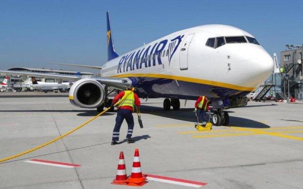 """""""Все буде добре з Ryanair"""", але Омелян не уточнив, у якому місці"""