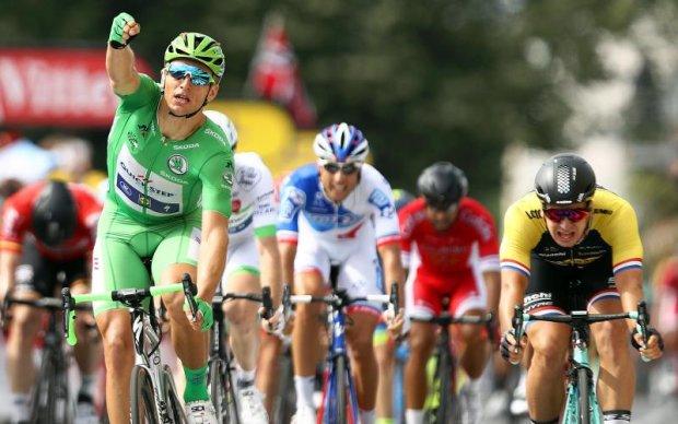 Німецький велогонщик виграв одинадцятий етап Тур де Франс