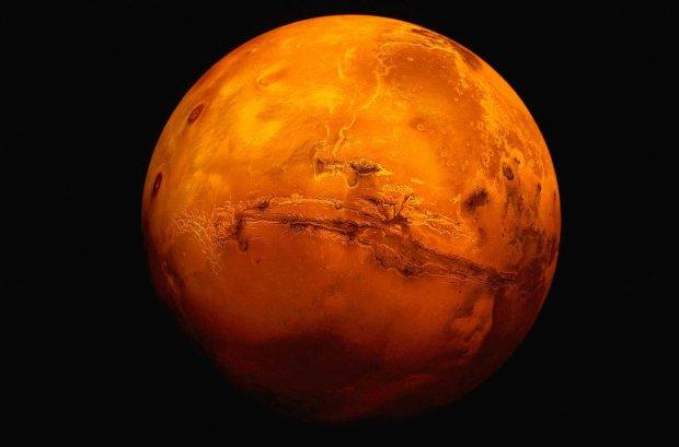 """На Марсі знайдено """"земний"""" океан"""