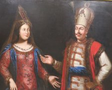 Хатітдже Турхан з султаном