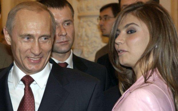 """Тюнинг года: Кабаева """"подправила"""" внешность ради Путина"""