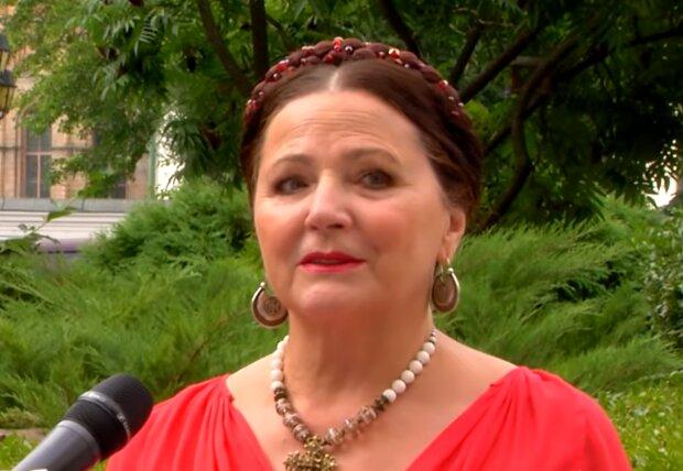 Нина Матвиенко, кадр из видео