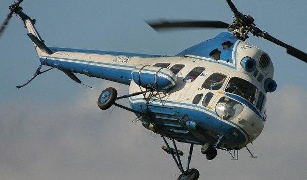 В Харкові розбився гелікоптер