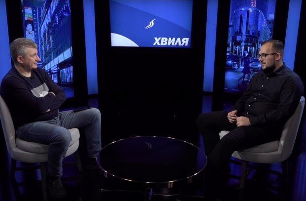 Юрій Романенко та Ілля Куса