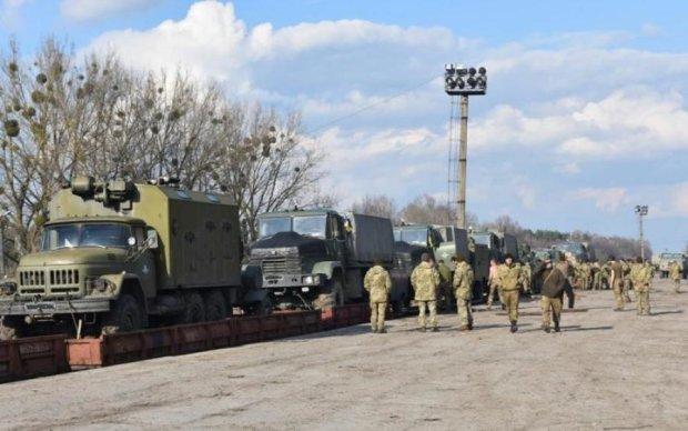 Украинская армия получит новейшие средства связи