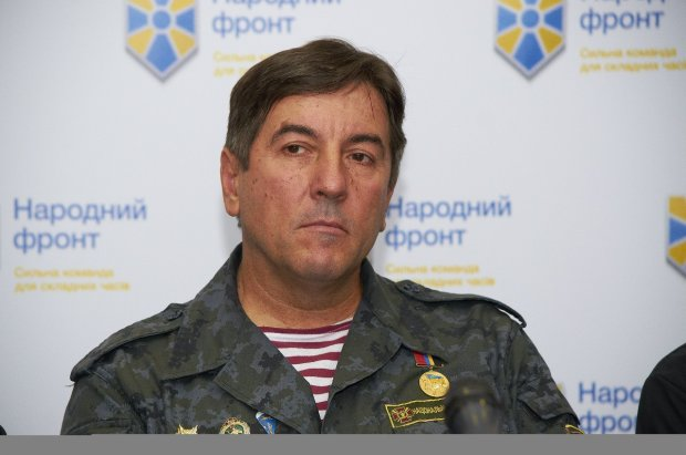 Юрій Тимошенко