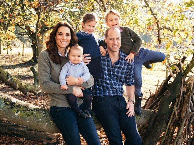 Кейт Миддлтон подготовила детей к Хеллоуину необычным способом: такого в королевской семье еще не было
