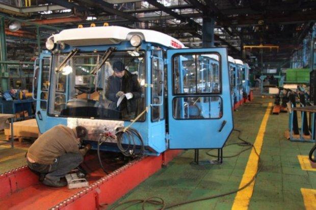 ХТЗ до кінця року серійно виготовлятиме електротрактор