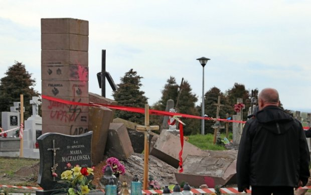 Хакеры узнали цену кремлевской провокации с памятником УПА
