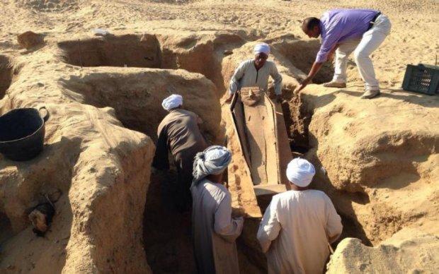 У Перу знайшли безпритульну мумію