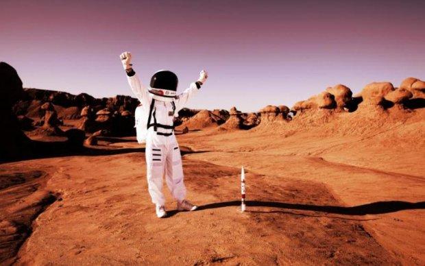 Першими марсіанами стануть не люди