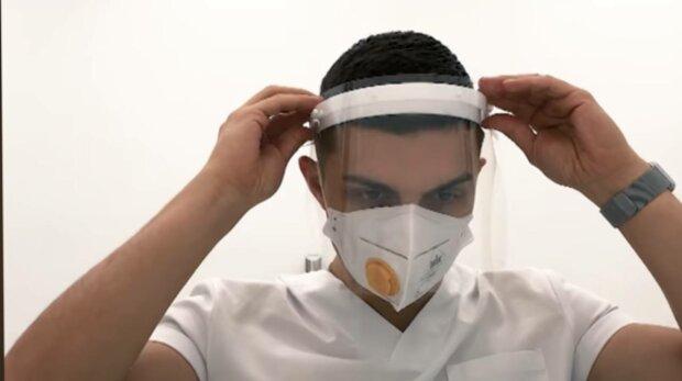 Тернополянин медик, фото: скріншот з відео