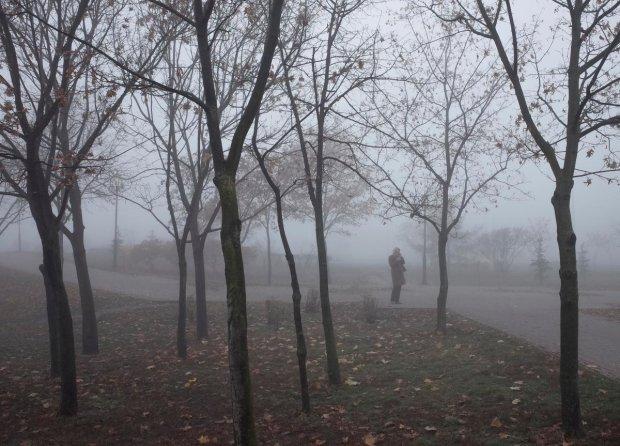 Український Сайлент Хілл: киян попередили про небезпеку, що насувається